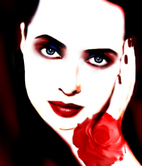 Isabella Rossellini por ValoYossa